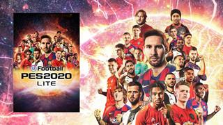eFootball PES 2020 LITE cho phép người chơi tải miển phí trên PC, PS4 và PC