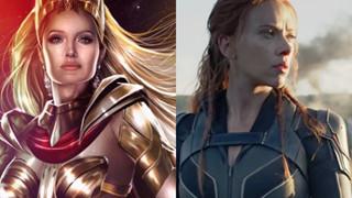 Spoil nhẹ nội dung hấp dẫn của Black Widow và Eternals: Tranh nhau khuynh đảo phòng vé 2020