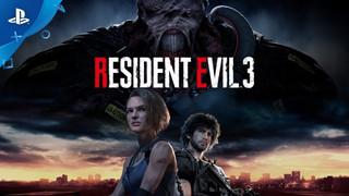 Capcom tung trailer Resident Evil 3 Remake khiến game thủ không khỏi nôn nao