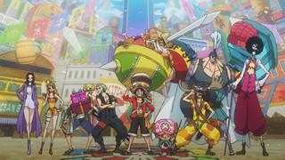 One Piece chính thức trở lại với trận kịch chiến hoành tráng trong One Piece Stampede