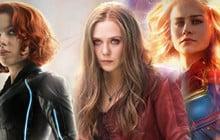 Bảng xếp hạng 10 nhân vật nữ mạnh nhất Vũ trụ Marvel (Phần 2)