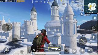 PUBG Mobile: Hãy cùng kiểm tra xem có những vật phẩm gì có trên những hòn đảo tuyết của bản đồ Erangel