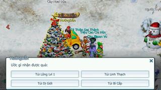TS Online Mobile - Hướng dẫn làm full quest sự kiện NO-EN Giáng sinh trong game
