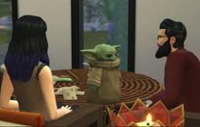 Meme Baby Yoda chuyển sinh sang game đầu tiên mà không ai nghĩ tới - The Sims 4