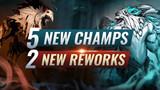 LMHT: Vừa ra mắt tướng mới liên tục, Riot Games sẽ làm chậm quá trình ra tướng trong năm 2020