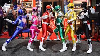 Thương hiệu Power Rangers tiếp tục tái khởi động, với bối cảnh thập niên 90