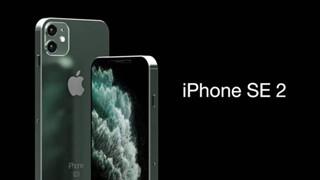 Lộ diện video iPhone SE 2 trên tay người dùng với thiết kế bộ khung viền phẳng đi cùng bộ 3 camera