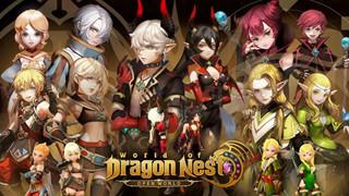 Hướng dẫn đăng kí trước và tải World of Dragon Nest server SEA cho iOS và Android