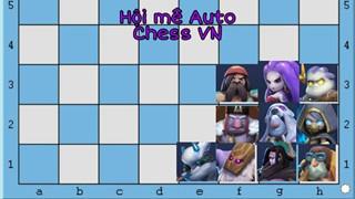 Auto Chess Mobile - Hướng dẫn cách chơi Marine - Dwarf - Glacier - Egersis cực mạnh trong meta hiện tại