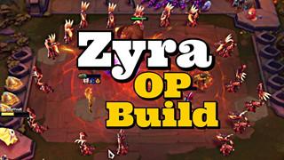 Đấu Trường Chân Lý bản 10.1 - Hướng dẫn cách chơi Zyra với đội hình Hỏa Ngục và Triệu hồi  mạnh nhất