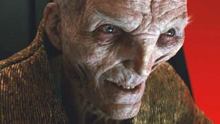Ekip Star Wars: Skywalker trỗi dậy xác nhận nguồn gốc của Snoke