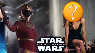 Star Wars: Skywalker trỗi dậy - Khám phá gương mặt nữ đốn tin khán giả sau lớp mặt nạ Zorri