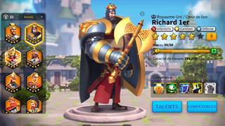 Rise of Kingdoms - Top những Tướng mạnh nhất trong game mà ai cũng phải có