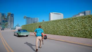 Giờ đây các game thủ có thể trải nghiệm Vice City với đồ hoạ tuyệt đẹp của GTA V