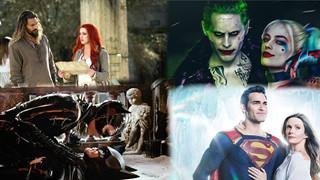 Những chuyện tình ấn tượng của màn ảnh DC