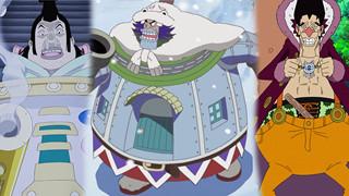 Điểm danh 5 nhân vật bị ghét nhất One Piece
