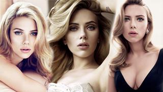 Ngắm nhìn nhan sắc đời thực của Black Widow - Scarlett Johansson