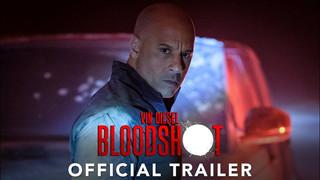 """Bloodshot - siêu anh hùng """"quái xế"""" nhà Sony tung trailer hành động đầy mãn nhãn"""