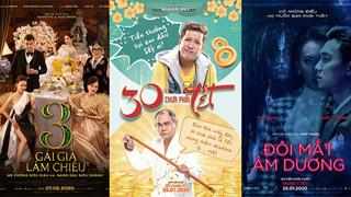 Điểm danh những tựa phim Việt tấn công phòng vé Tết