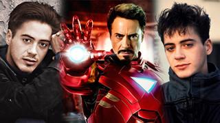 Loạt ảnh thời trẻ của Iron Man - Robbert Downey Jr khiến nhiều fan điêu đứng