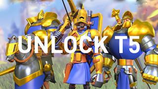 Rise of Kingdoms - Hướng dẫn cách nâng lên Tier 5 nhanh nhất và rẻ nhất có thể
