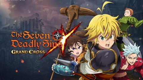 Anime Thất Hình Đại Tội chính thức ra mắt game mobile, cho phép đăng kí trước ngay hôm nay