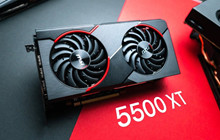 Đánh giá nhanh AMD RX 5500 XT, đối thủ mới của GeForce GTX 1650 Super