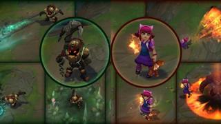 LMHT: Annie và Nautilus sẽ được nâng cấp hình ảnh hoàn toàn trong bản 10.3 sắp tới