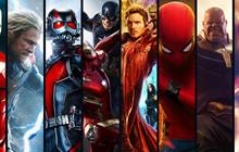 Bảng xếp hạng top 24 nhân vật mạnh nhất MCU (Phần 1)