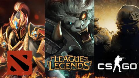 Vì sao vẫn chưa có tựa game Esports nào vượt mặt được bộ 3 LMHT, DOTA 2 và CS:GO?