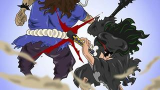 Spoiler One Piece 970 - Oden Đại Chiến Kaido - Kaido dùng trò bẩn bắt cóc Momonosuke