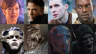 Bất ngờ với nhan sắc ngoài đời thực của những nhân vật có tạo hình xấu xí nhất Marvel (Phần 1)