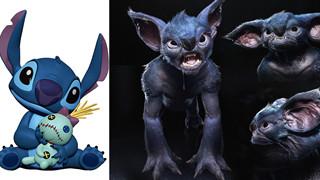 Disney tung tạo hình Stitch phiên bản live-action khiến fan... té ngửa