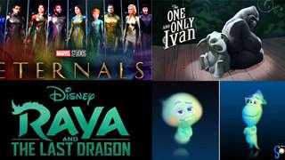 Điểm danh 9 tựa phim Disney ra mắt trong năm 2020 (P2)