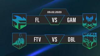 LMHT: Lịch thi đấu giải VCS Mùa Xuân 2020 ngày 09/02/2020
