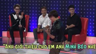 Trấn Thành bị chỉ trích khi mang chuyện Minh Béo lạm dụng trẻ em ra đùa quá trớn