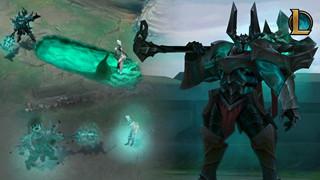 LMHT: Riot Games hé lộ thay đổi mới về chiêu cuối của Mordekaiser có thể đưa đối phương quay ngược thời gian