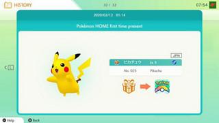 Hướng dẫn cách nhận Pokemon miễn phí và theo sự kiện từ Pokemon Home