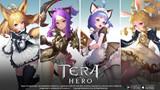 TERA Hero - Phiên bản TERA trên mobile chuẩn bị ra mắt ngay đầu tháng 3 này