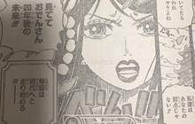 Spoiler One Piece 972 - Hồi ức cuối cùng của Oden - Toki cho mọi người thấy tương lai 20 năm sau