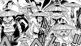 Dự Đoán Spoiler One Piece 972 - Oden chết trong dầu sôi và các gia thần được cứu, kẻ địch truy sát Toki