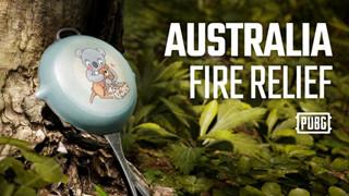 PUBG bán chảo phiên bản giới hạn nhằm gây quỹ khắc phục hậu quả cháy rừng ở nước Úc