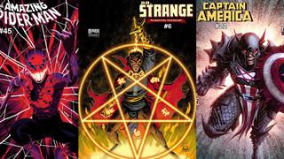 Phiên bản đen tối của những anh hùng Marvel trông như thế nào?