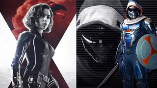 Black Widow: Hé lộ bộ giáp của Taskmaster - kẻ phản diện mới nhất MCU