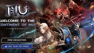 Sau quá nhiều sản phẩm tương tự ăn theo, MU Online chính gốc lại trở về mở server SEA