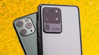 SamSung Galaxy S20 Ultra vs iPhone 11 Pro Max: So sánh thiết kế, hiệu suất, camera trên hai thiết bị