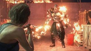 Nemesis tung hoành trong video gameplay mới của Resident Evil 3 Remake