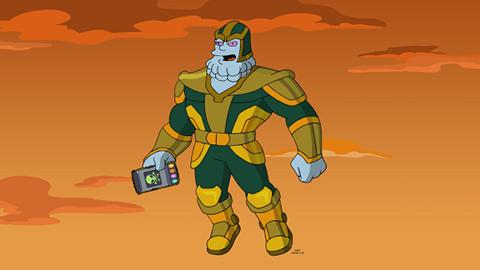 The Simpsons ra mắt Avengers: Endgame Parody, đích thân Kevin Feige làm phản diện