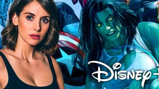 Hé lộ loạt ảnh của mỹ nhân Alison Brie trong tạo hình của She-Hulk nhà Marvel?