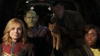 Nhìn tạo hình ban đầu của Skrull, mới thấy Talos đẹp trai tới mức nào